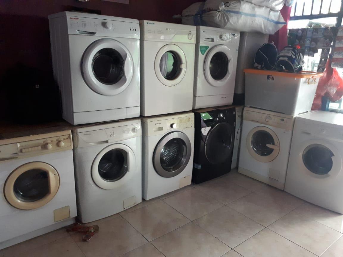 Service Mesin Cuci dan Pengering di Sepanjang Jaya