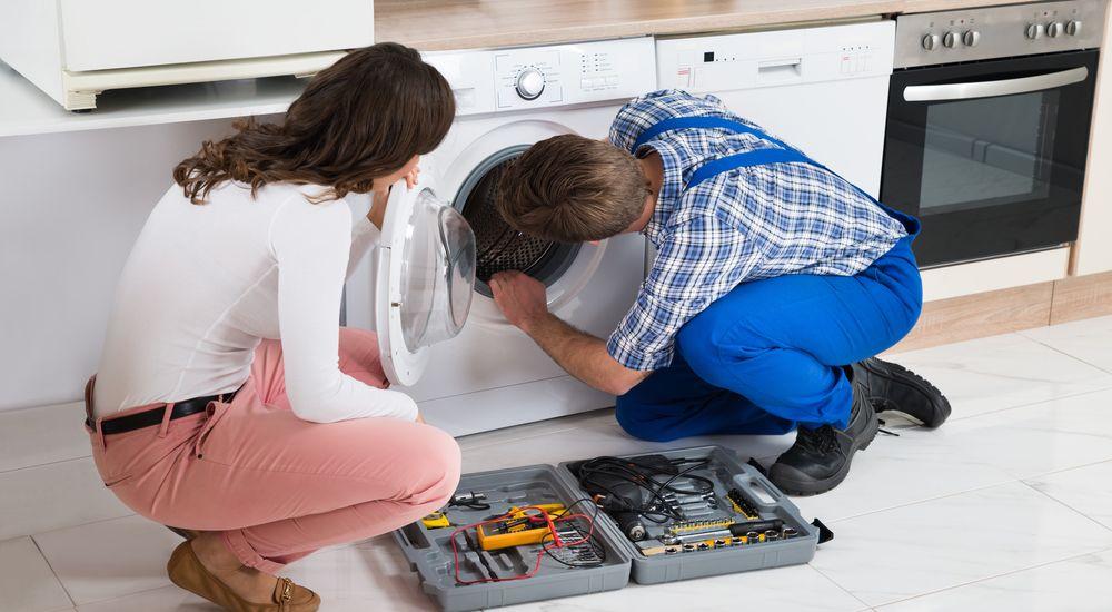 Service Mesin Cuci dan Pengering di Bekasi Jaya